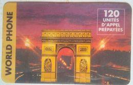 120 Units Arc De Triumph - France