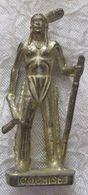 Kinder Métal 1993 N° 6 Indien Cochise - Figurillas En Metal