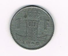 //  PRINS  KAREL   1 FRANK 1946  VL/FR  TYPE  RAU - 03. 5 Francs