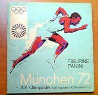 Album Munchen 72 XX Olimpiade - Mancano 22 Figurine - Panini - Autres Collections