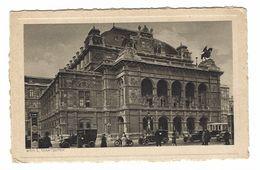 CLA573 - WIEN STAATSOPER 1920 CIRCA - Vienne