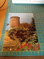 153916 Tricarico Mt Cartolina Usata Per Concorso - Matera