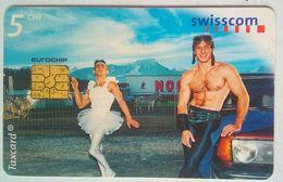 5 CHF Ringside Follies At Nock Circus - Suisse