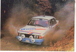 Skoda  130 LR  Rallye   -    CPM - Rally