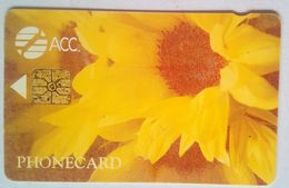 50 Units ACC Phonecard - Royaume-Uni