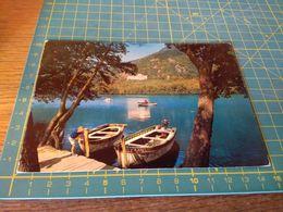 153947 Cartolina Usata Monticchio   Potenza - Potenza