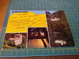 153948 Cartolina Usata Per Concorso Monticchio   Potenza - Potenza