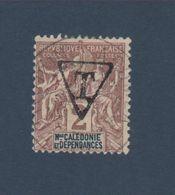 Timbre Nouvelle-Calédonie Taxe N° 1A Oblitéré - Timbres-taxe