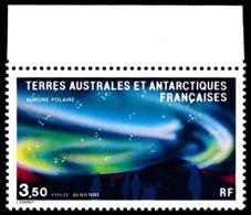 TAAF 1984 - Yv. PA 81 ** Bdf  Faciale= 0,53 EUR - Météorologie. Aurore Polaire  ..Réf.TAF21084 - Airmail
