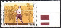 "ITALY ITALIA 2007 - 1v - MNH - London Olympics 1908 ""Dorando Pietri"" - Marathon - Olympic Maratón - Olympische Spiele - Summer 1908: London"