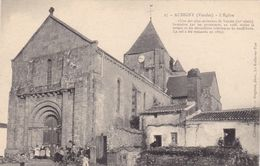 Vendée - Aubigny - L'église - Otros Municipios