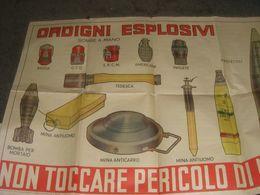 POSTER 1956 ISTITUTO POLIGRAFICO DELLO STATO - Afiches
