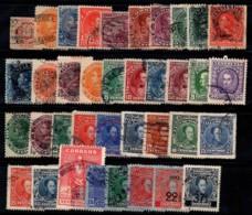 Venezuela 1866-1933 Oblitéré 80% Personnalité, Célébrité - Venezuela