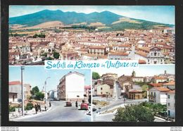 Rionero In Vulture (PZ) - Viaggiata - Other Cities