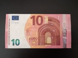 New Lagarde UNC 10 Euro W003C3 - EURO