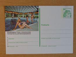 Postal Stationery, Lahnstein, Heilquellen - Hydrotherapy