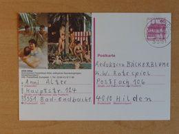 Postal Stationery, Bad Soden, Thermal - Bäderwesen