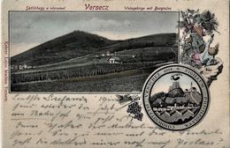 Vrsac 1914 - Litho - Serbia