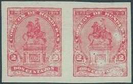 88717 - HONDURAS -  STAMP  -  Yvert # 158   IMPERF N/D Pair - MINT MNH - Honduras