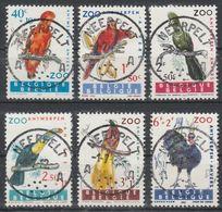 1216/1221 Zoo D'Anvers Oblit/gestp Centrale - Belgium