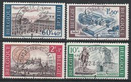 1385/1388 Culturele Oblit/gestp Centrale - Belgium