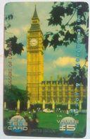 £5.00 ET Telecard Colours If London MINT - Non Classés