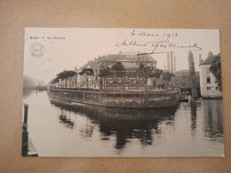 Postkaart Aalst La Dendre 1913/Postcard Aalst La Dendre 1913 - Aalst