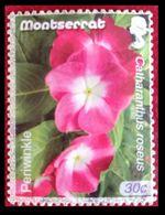 110. MONTSERRAT (30C) USED STAMP FLOWERS. - Montserrat
