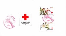 FRANCE. FDC. N°208454. 24/05/2014. Cachet Paris. L'amour En 10 Fleurs. Croix Rouge - 2010-....