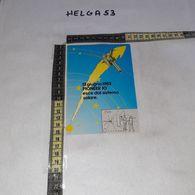 CT11924 STORIA 13 GIUGNO 1983 PIONEER IO ESCE DAL SISTEMA SOLARE - Histoire