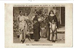 CPA-Carte Postale-Inde Orphelines De La SAinte Enfance (congrégation De St Joseph De Cluny) VM18962 - India