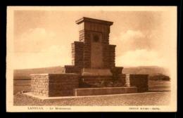 ALGERIE - LAVERAN - LE MONUMENT - Algérie