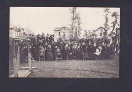 Carte Photo Dehan Epinal Groupe Personnes élégamment Vetues Fête ? Cérémonie ? Archives Lefevre Golbey   42608 - Golbey