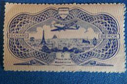 """D21 FRANCE Timbres De Edouard Berck Poste Aerienne 50 Francs """" Le SIMOUN """" GOMME BIEN PRESENTE - 1927-1959 Postfris"""