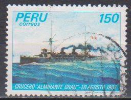 PEROU - Timbre N°750 Oblitéré - Pérou