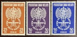 Malaysia Malaya 1962 Anti Malaria MNH - Federation Of Malaya