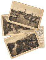 Belg.Bezet.  3 St. DUSSELDORF  PMB/BL NR 11    1923 ( IV & V.) - WW I