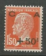 CAISSE D'AMORTISSEMENT N° 248  NEUF*  CHARNIERE / MH - Nuevos