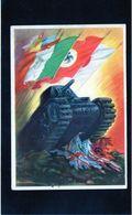CG45 - Italia - Scene Di Guerra - Ann. Posta Militare 19/6/1943 N. 3100 - Weltkrieg 1939-45