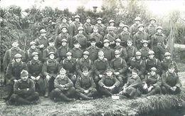 Photo Sur Cpa  - Régiment Militaire  - - Guerre 1914 1918 - Guerra, Militari