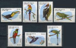Nicaragua 1981. Birds. Fauna.  MNH. - Nicaragua