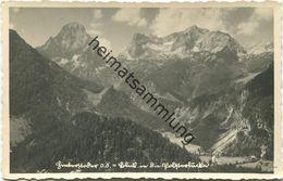 Hinterstoder - Blick In Die Polsterlucke - Foto-AK 1935 - Verlag J. Hochreiter Windischgarsten - Autriche