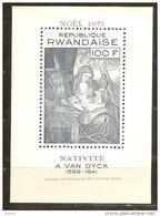 Rwanda Ruanda 1971 OCBn° Bloc 25 *** MNH Cote 5,75 Euro Noël Kerstmis Christmas - 1970-79: Nuevos