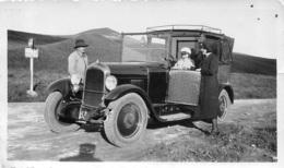 VOITURE ANCIENNE   PHOTO ORIGINALE  11 X 6.50 CM - Automobile