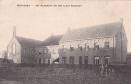 Ichteghem  Het Klooster En Het Klein Kerkhof - Uitg Gezusters Vermeersch - Verzonden 31.03.1913 - Ichtegem