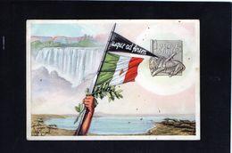 CG45 - Italia - Federazione Fascita Dell'Amara - Ann. Posta Militare 4/11/1940 - Guerra 1939-45