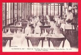 F-44-La Baule-29PH35 L'hôtel Du Pavillon Des Fleurs, Avenue P. Percée, La Salle à Manger, Le Chef, Cpa BE - La Baule-Escoublac