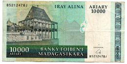 Madagascar / 10000 Ariary 2003 / TB - Madagaskar