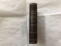 BIBLIOTECA UNIVERSALE EMILIO CASTELAR GIUSEPPE MAZZINI CARDUCCI CANTù 1883 - Oude Boeken