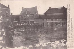 Ichtegem- Overstroming 30.06.1915 - Marktplaats - Oorlog - MOEILIJK TE VINDEN - Ichtegem